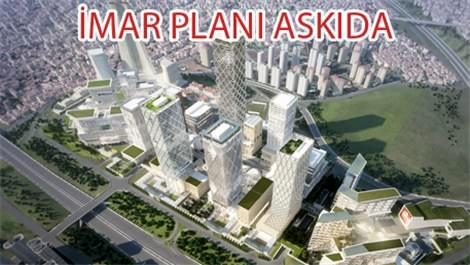 İstanbul Finans Merkezi'nde flaş gelişme!