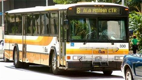 Hawaii otobüsleri
