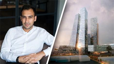 Alper Derinboğaz, 'İnovatif Mimarlık' ödülüne layık görüldü