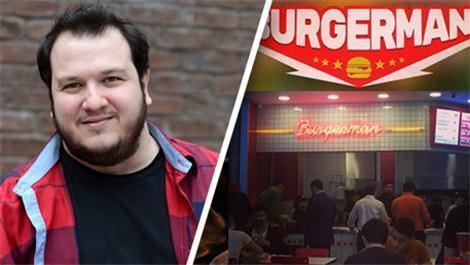 Şahan Gökbakar, Burgerman'e 1 milyon lira yatırdı!