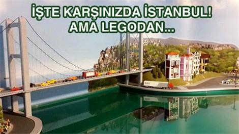 Legodan İstanbul