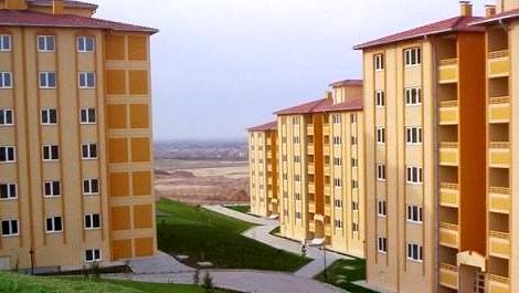 TOKİ Sivas Divriği projesi