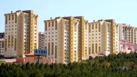 TOKİ Zonguldak Gökçebey konutları