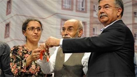 TOKİ, Sivas'ta 902 konutun teslimi yaptı!