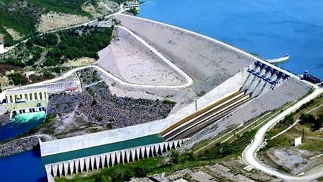 Hidroelektrik santralleri