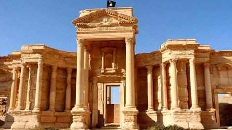 Palmira'daki antik kentten kötü haber geldi