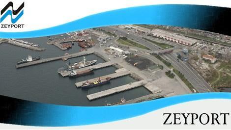 Zeyport Limanı'nın imar planı askıya çıktı!
