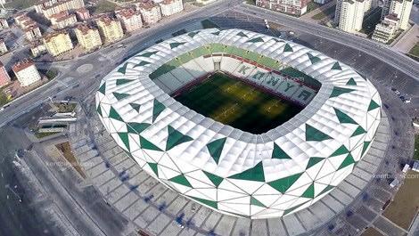 Letonyalılar, Torku Arena'ya hayran kaldı!