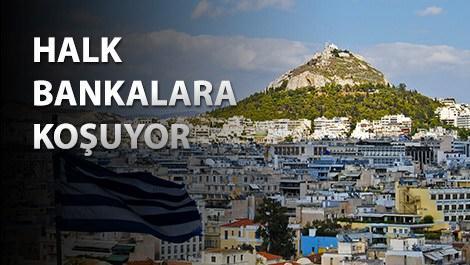 Avrupa'dan Yunanistan'a ret!