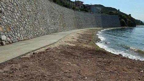 Bursa'da kadınlara özel plaj