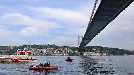 İstanbul Boğazı'nda dehşet saatleri