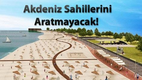 Bursa'nın sahillerinde dönüşüm başladı