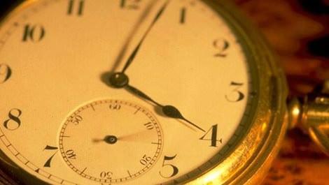 Dünya saatinin geri alınması