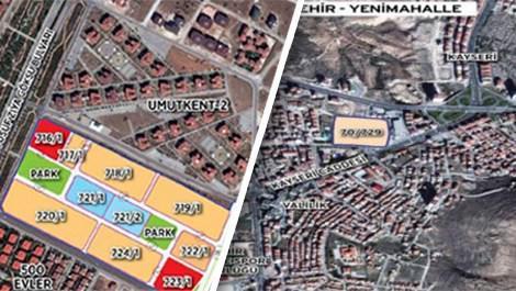 Emlak Konut GYO Denizli ve Nevşehir arsaları