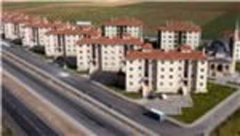 TOKİ, Konya'da 204 konut inşa edecek