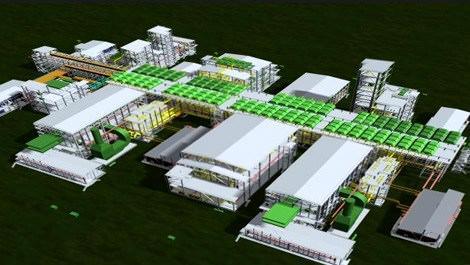 LNG (Sıvılaştırılmış Doğal Gaz) Tesisi Projesi