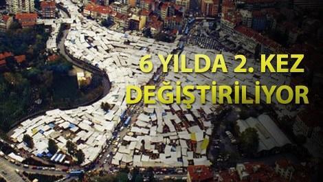 Kadıköy'deki tarihi salı pazarı
