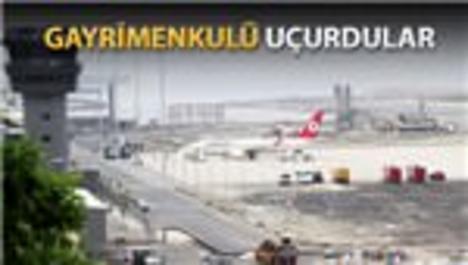 Havaalanları arsa fiyatlarını yükseltiyor