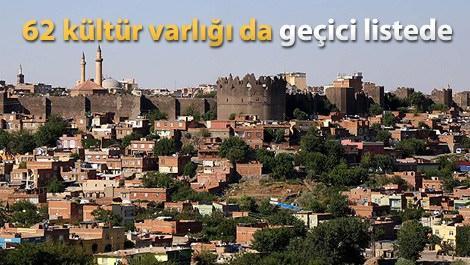 Diyarbakır Surları ve Hevsel Bahçeleri