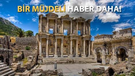 Efes de Dünya Miras Listesi'nde!