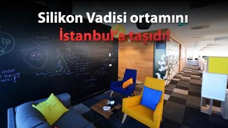 Google'ın İstanbul'daki evini gördünüz mü?