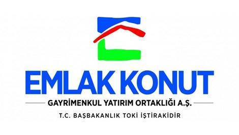 Emlak Konut GYO satış logosu