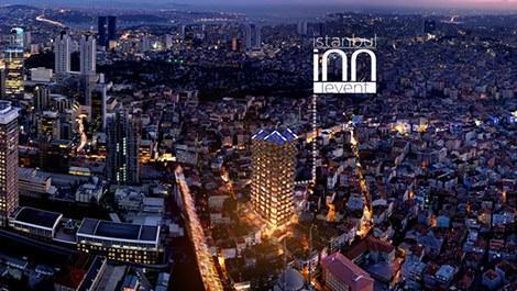 İstanbul Inn Levent'in temeli yarın atılıyor!