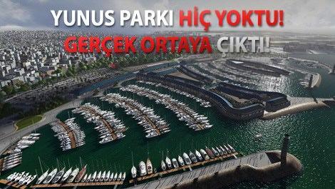 viaport marina yunus parkı