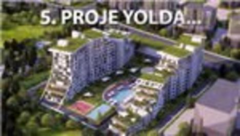 Erguvan İnşaat yeni yatırımı için yine Kurtköy'ü seçti