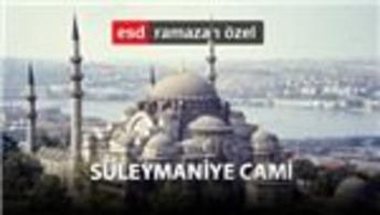 Süleymaniye Camisi'ni ziyaret ettik!