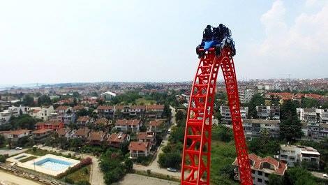 ViaSea roller coaster