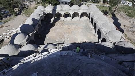 Orta Asya'nın en büyük camisi