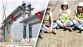Körfez Geçiş Köprüsü kadın mühendislere emanet!