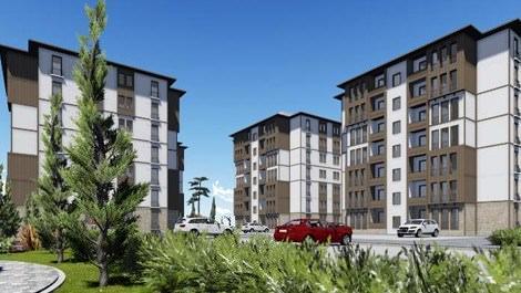 TOKİ, Çorum'da yerel mimariye uygun 200 konut yapacak