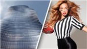 Beyonce'un bedeni gökdelen oluyor!