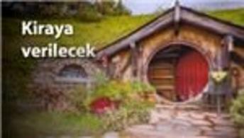 Sivas'ta Hobbit evleri!