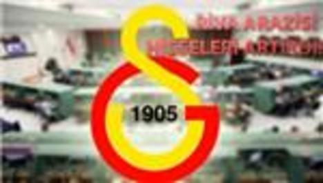 Galatasaray hisseleri tavan fiyata ulaştı!