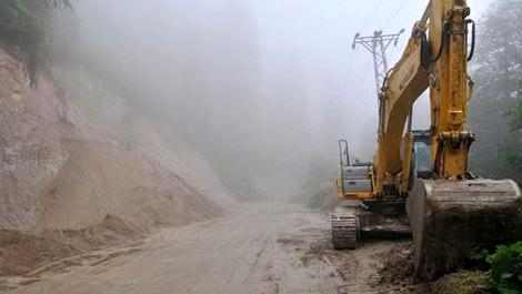 Yeşil Yol Projesi'nin çalışmalarına ara verildi
