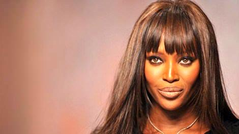 Naomi Campbell, Bodrum Kuum Otel'de tatilde!