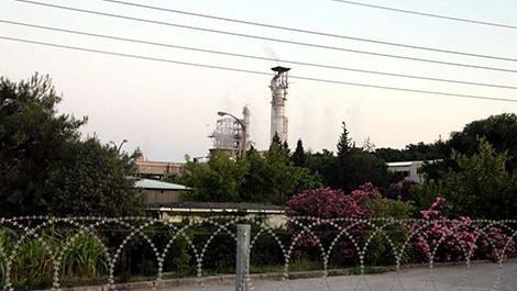 bursa azot fabrikası yangın