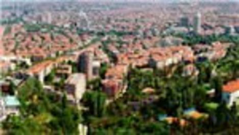 Ankara'da 5.5 milyon liraya icradan satılık villa!
