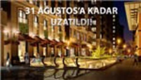 Piyalepaşa İstanbul'da lansman fiyatları devam ediyor!