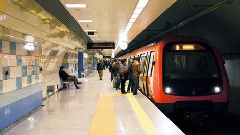 İkitelli Ataköy metrosunda düğmeye basıldı!