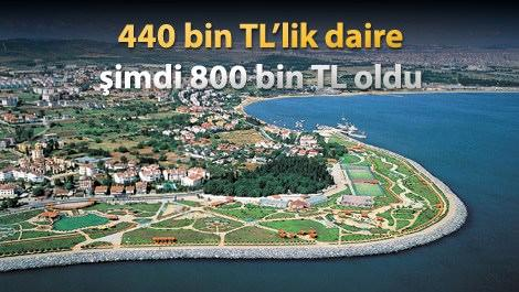 Tuzla'da konut fiyatları ve kiralar marina ile yükseldi