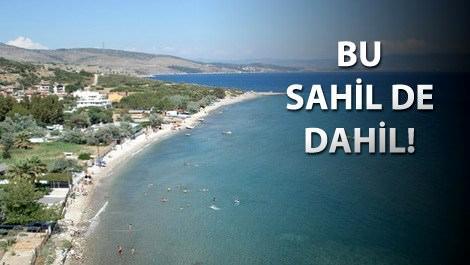 İzmir Maydanoz sahili