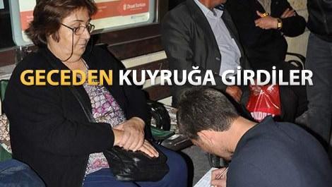 TOKİ Nevşehir'de dakikada 9 daire gitti!