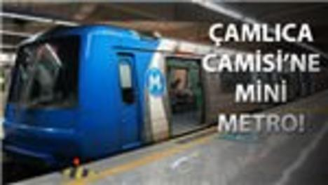 Altunizade - Çamlıca Metro ihalesi 17 Ağustos'ta!