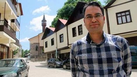 Şebinkarahisar Kaymakamı Murat Çağrı Erdinç