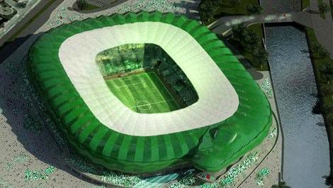 Timsah Arena 22 Ağustos'ta açılıyor