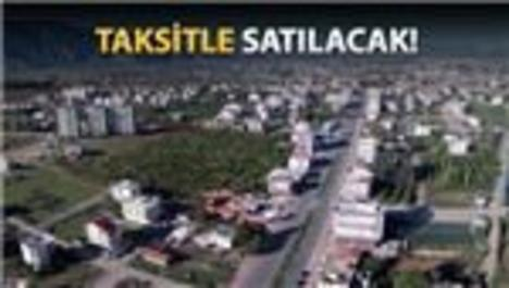 Antalya Döşemealtı'da 122.2 milyon liraya satılık arsa!